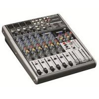 Quality Portable Audio Mixer Stage Mixing Console 4 Channel X1204USB Premium Ultra Low Noise for sale