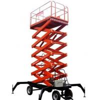Buy Hydraulic Mobile Scissor Lift Table at wholesale prices