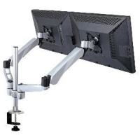 China Dual LCD Adjustable Monitor Stand on sale