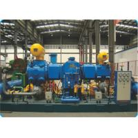 Quality Industrial Flash Gas Compressor Smooth Operation Oil Free Reciprocating Compressor for sale