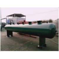 Quality High Pressure Mechanical Active Heat Exchange Equipment Separator Vessel Vertical for sale
