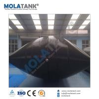 Quality 1m3 - 30m3 Timeproof Flexible Water Bladder Soft Collapsible Folding Plastic TPU PVC Water Poly Tank for sale