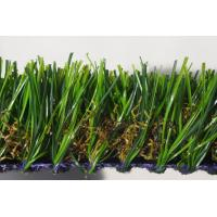 Quality 35mm 13600 Dtex Natural Looking Artificial Grass For Apartments U Shape for sale