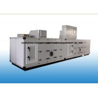 Quality Low Dew Point Industrial Air Dehumidification Units With Sweden Proflute Desiccant Rotor for sale