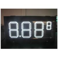 Quality HD LED gas station price signs / gas electronics scoreboard With wireless controller for sale