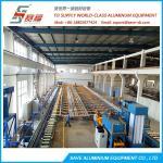 Quality Aluminium Profile Handling Equipment For Extrusion Press Line for sale