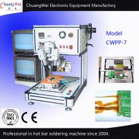 Quality 62kg Two Microscope Heat Welding Machine LCD Soldering To PCB 590x640x620mm for sale