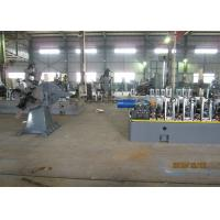 Quality Durable Stainless Steel Pipe Production Line / Tube Making Machine for sale
