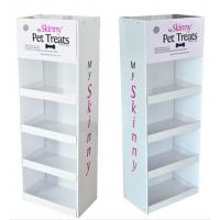 Buy Electronic accessories display Paper Cardboard Floor Standing at wholesale prices