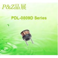 China PDL-0809D-Series  10~47000uH Low cost, competitive price, high current Nickel-zinc Drum core inductor on sale