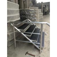 Buy 6082 - T6 Outdoor Plywood Aluminium Work Platform 1.22 X 1.22m With Ladder at wholesale prices
