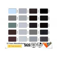 Buy Outdoor / Indoor Hammer Finish Powder Coating , High Hardness Steel Powder at wholesale prices