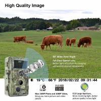 Buy Infrared Wildlife Game Camera 16MP 1080P Flexible Settings With Motion Sensor at wholesale prices