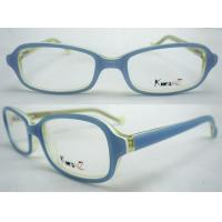 Quality Fashion Acetate Hand Made Glasses Frames For Optical Eyelasses , Lightweight for sale
