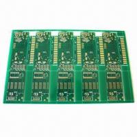 Quality Immersion Gold 4-layer PCB of Industry equipment for sale