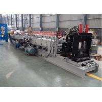 Quality Full Automatic CZ Purlin Roll Forming Machine , Purlin Roll Former1.5-3.0mm Thickness for sale