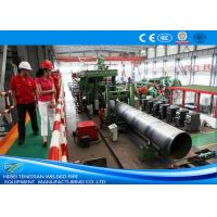 Quality API 5L Standard Spiral Weld Pipe Machine Large Size  2000MM Coil Width for sale