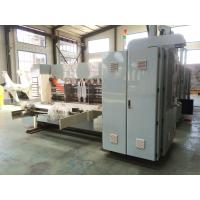 Quality Flexo Printer Slotter Corrugated Cardboard Production Line For Carton Box for sale
