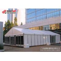 Quality White ABS Wall Clear Span Outdoor Wedding Marquee For Garden Party Rain Proof for sale