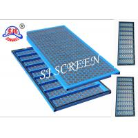 Quality Oil Drilling Steel Frame Screen for Solid Control Equipment King Cobra 1251*635*25mm for sale