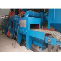 Quality Net Cleaning Abrasive Blasting Equipment Wire Mesh Type Automatic QWD Series for sale