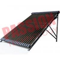 Quality High Pressure U Type Solar Collector , U Pipe Heat Pipe Collector For Swimming Pool for sale