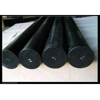 Quality Shock Resistance Industrial Engineering Plastics , Antistatic Delrin Rod 50mm for sale