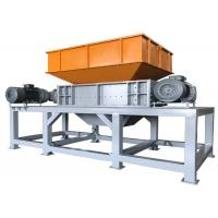 Quality SDEN Plastic Blade Industrial Waste Shredder / Plastic Recycle Equipment Crusher for sale