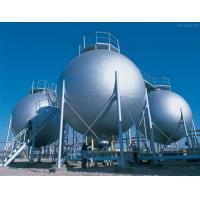 Quality Triple Wall Stainless Steel Pressure Vessel Tank , Natural Gas Storage Tank for sale
