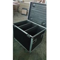 Quality 9 MM 6U 3 Partitions Flight Case For Cables ,  Aluminum Ata Flight Case for sale