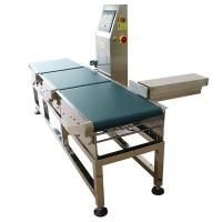 China Eletronics Industry Automatic Checkweigher / Conveyor Weight Scale Machine on sale
