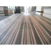 China Natural Ebony Fancy Plywood Q/C on sale