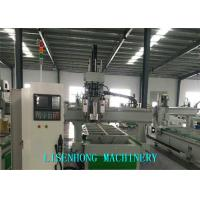 China Steel CNC Router Engraver Milling Machine , CNC Embossing Machine 9KW Spindle Motor on sale