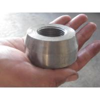 Quality duplex stainless ASTM A182 F53 threadolet for sale