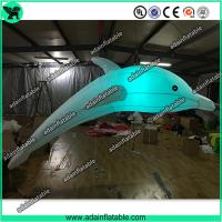 Quality Inflatable Dolphin,Lighting Inflatable Dolphin,Inflatable Dolphin Mascot for sale