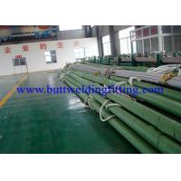 China Weld Steel Tubes Nickel Alloy Steel Pipe  ASME UNS 6601 INCONEL 601 PIPES on sale