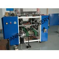 Quality Food Silicone Oil Paper Roll Center Rewinding Machine For Barbecue Oven Paper for sale