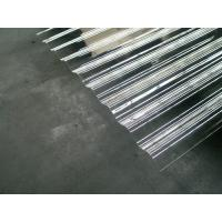 Buy Bayer / GE Polycarbonate Sheet , Corrugated Greenhouse Panels High Strength at wholesale prices