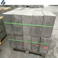 Quality Die Pressed Artificial Graphite Block with High Density High Purity Price for sale