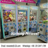 Quality Factory Price Taiwan Arcade Games Machine Lucky Star Cranes Claw Machine for sale