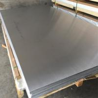 Quality T6 7475 Aluminum Sheet , High Electrical Conductivity Airplane Grade Aluminum for sale
