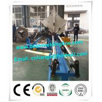 Quality Spiral Duct Making Machine , Orbital Tube Welding Machine And Spiral Duct Forming Line for sale