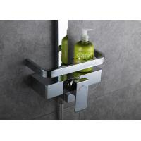 Buy Multiple Shower Head System / Bathroom Showerwall Panels Round Shower Head at wholesale prices
