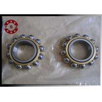 Quality Single / Double Row Angular Contact Bearing High Rotating Speed for sale