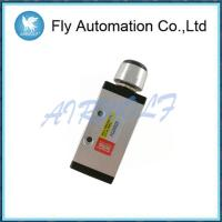 China Toggle Lever Pneumatic Control Valve , 3/2 Way Stainless Steel Pneumatic Valves on sale