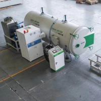 Quality Wood Dryer Machine Sales From SAGA High Frequency Vacuum Kiln 3m3 for sale