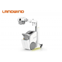 Quality 100KM CE Medical 7200A Mobile Digital Radiography System for sale