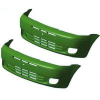 Quality High Precision CNC Machining Services Vehicle Prototyping With Green Painting for sale