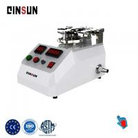 Quality ISO 5470  taber type abrasion and wear test instrument and tester for sale