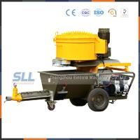 Quality Cement Mortar Automatic Plastering Machine Mini Electric Screw Plastering Tool for sale